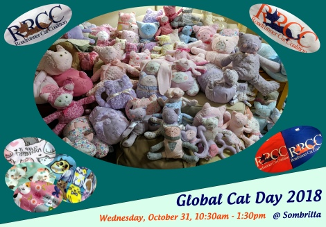 Global Cat Day 2018
