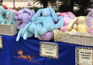 2019 Easter Bunny Sale's Event, April 17, 2019