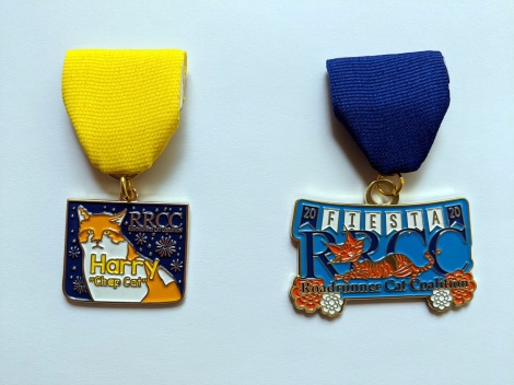 RRCC 2020 Fiesta Medals